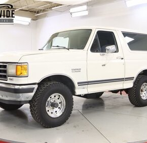 1990 Ford Bronco for sale 101416435