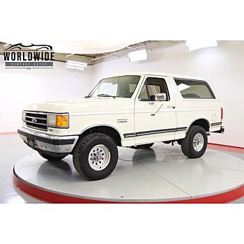 1990 Ford Bronco for sale 101513382