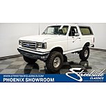 1990 Ford Bronco for sale 101606092