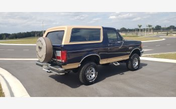1990 Ford Bronco for sale 101294565