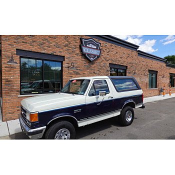 1990 Ford Bronco for sale 101370526