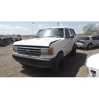 1990 Ford Bronco for sale 101397887