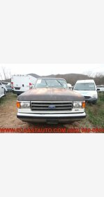 1990 Ford F150 2WD Regular Cab for sale 101277553