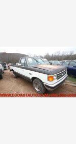 1990 Ford F150 2WD Regular Cab for sale 101326368