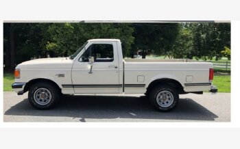1990 Ford F150 2WD Regular Cab for sale 101623299