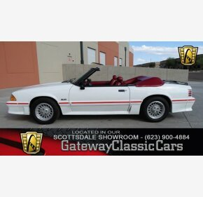 1990 Ford Mustang GT Convertible for sale 100965638
