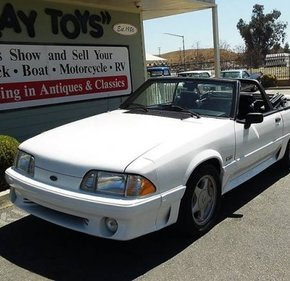 1990 Ford Mustang GT Convertible for sale 100979783