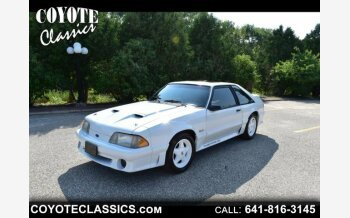 1990 Ford Mustang GT Hatchback for sale 101179316