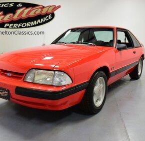 1990 Ford Mustang LX V8 Hatchback for sale 101187680