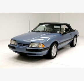 1990 Ford Mustang LX V8 Convertible for sale 101210915