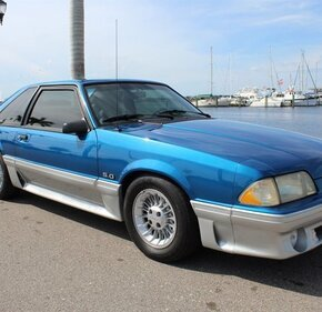1990 Ford Mustang GT for sale 101409685