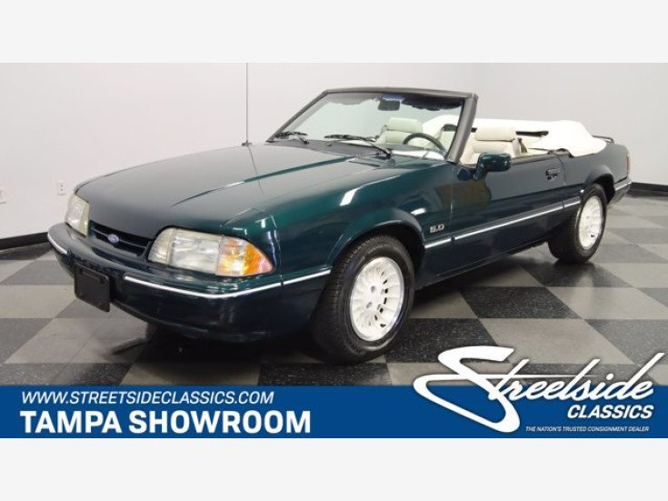 1990 Ford Mustang for sale 101538365