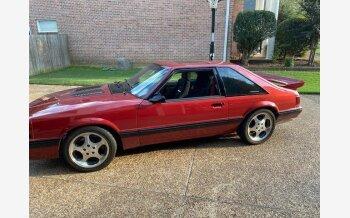 1990 Ford Mustang LX V8 Hatchback for sale 101624691