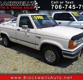 1990 Ford Ranger 2WD Regular Cab for sale 101206496