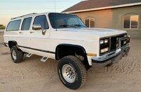 1990 GMC Suburban 4WD 2500 for sale 101406884