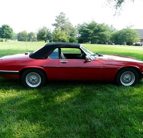 1990 Jaguar XJS V12 Convertible for sale 101161532