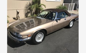 1990 Jaguar XJS V12 Convertible for sale 101211298