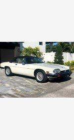 1990 Jaguar XJS V12 Convertible for sale 101294359