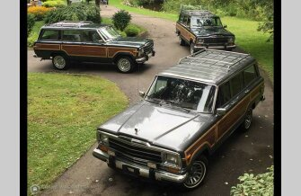 1990 Jeep Grand Wagoneer for sale 101246756