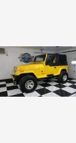1990 Jeep Wrangler 4WD Laredo for sale 101139364