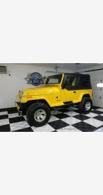 1990 Jeep Wrangler 4WD Laredo for sale 101139963