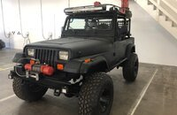 1990 Jeep Wrangler 4WD for sale 101384050