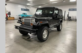1990 Jeep Wrangler for sale 101413534