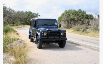 1990 Land Rover Defender 110 for sale 101412110