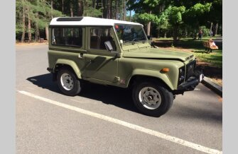 1990 Land Rover Other Land Rover Models for sale 101346076