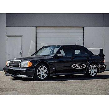 1990 Mercedes-Benz 190E for sale 101400259