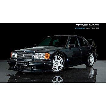 1990 Mercedes-Benz 190E for sale 101601956