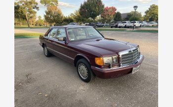 1990 Mercedes-Benz 300SE for sale 101243573