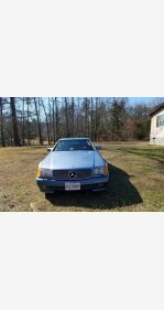 1990 Mercedes-Benz 500SL for sale 101087444