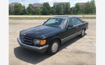 1990 Mercedes-Benz 560SEC for sale 101545489