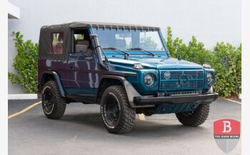 1990 Mercedes-Benz G Wagon for sale 101479615