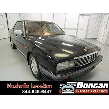 1990 Nissan Cima for sale 101013125