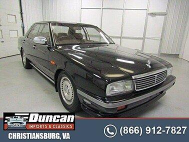 1990 Nissan Cima for sale 101544541