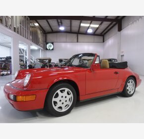 1990 Porsche 911 Cabriolet for sale 101125115