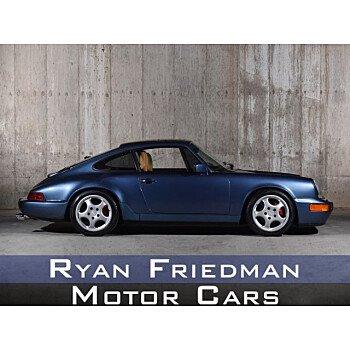 1990 Porsche 911 Coupe for sale 101170489
