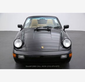 1990 Porsche 911 Cabriolet for sale 101415507