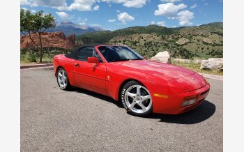 1990 Porsche 944 Cabriolet for sale 101211331