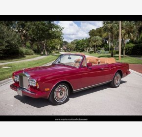 1990 Rolls-Royce Corniche III for sale 101119930