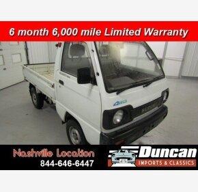 1990 Suzuki Carry for sale 101013573