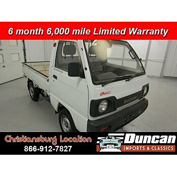 1990 Suzuki Carry for sale 101013578