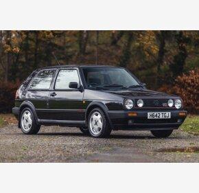 1990 Volkswagen GTI 16V for sale 101415409