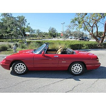 1991 Alfa Romeo Spider for sale 100977581