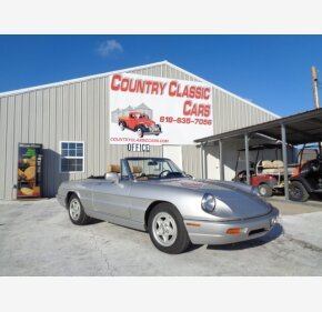 1991 Alfa Romeo Spider for sale 100940658
