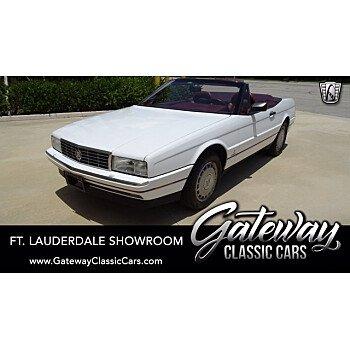 1991 Cadillac Allante for sale 101525740