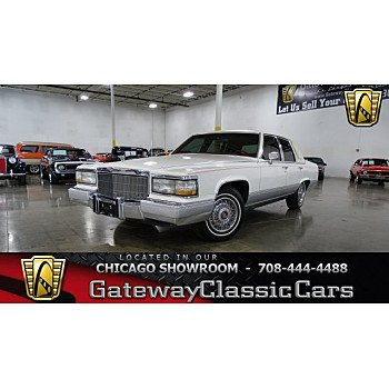 1991 Cadillac Brougham for sale 101067803