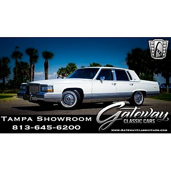1991 Cadillac Brougham for sale 101114625